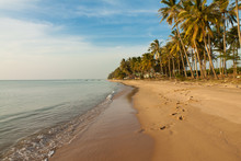 Sand Long Beach On Phu Quoc Is...