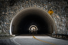 Double Tunnel In Angeles Natio...