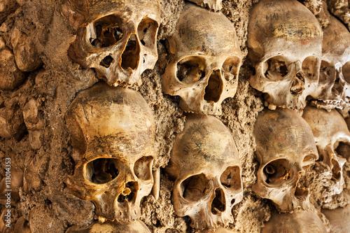 Papel de parede Chapel of Bones
