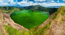 Taal Volcano, Manila, Philippi...