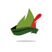 Vector Robin Hood Hat Cartoon ...