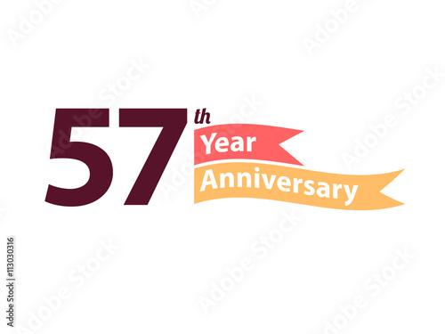 Photo  Anniversary Logo