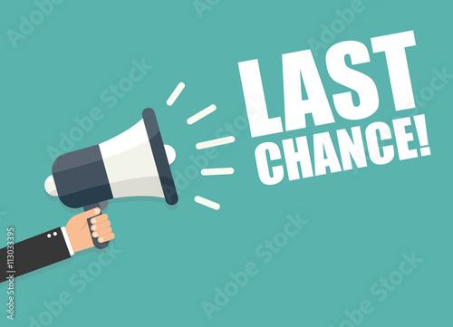 Fotografía  Last Chance