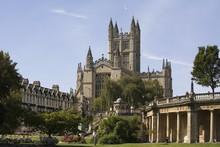 Abbey, Bath, Avon
