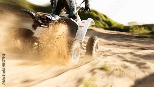 ATV Bike speed
