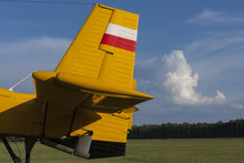 The Tail And Rudder Plane