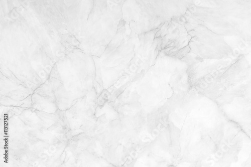 Poster Stenen white marble texture background, abstract texture for design