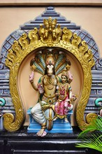 Statues At The Sri Krishnan Bagawan Temple