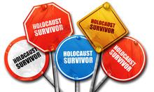 Holocaust Survivor, 3D Renderi...