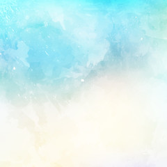 FototapetaWatercolor texture background
