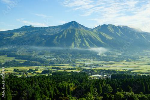 Photo 南阿蘇村 朝の風景