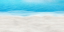 Perfect Beach Clear Water Summer Holiday Concept Modified Photo