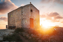 St. Mary Magdalene Chapel, Dingli Cliffs, Malta