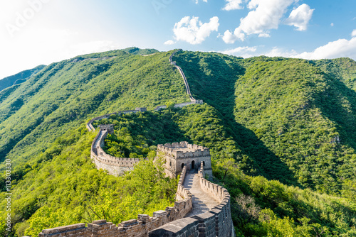 Muraille de Chine Great Wall of China
