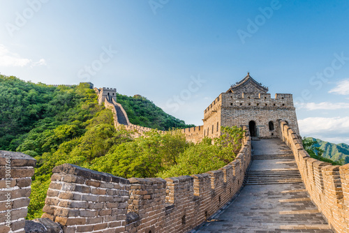 Door stickers China Great Wall of China