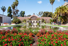 Balboa Park Botanical Building San Diego, California USA