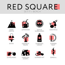 Red Square Set 11