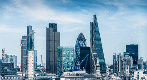 Foto op Aluminium London London City