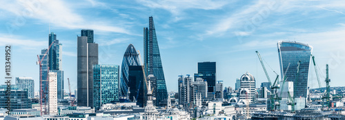 Foto op Aluminium Londen London City