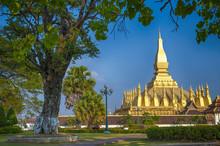 That Luang Stupa, Landmark Of ...