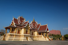 Hor Dhammasapa Located Wat Tha...
