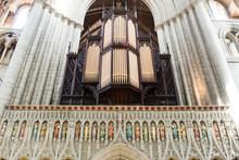 Ripon Cathedral Organs