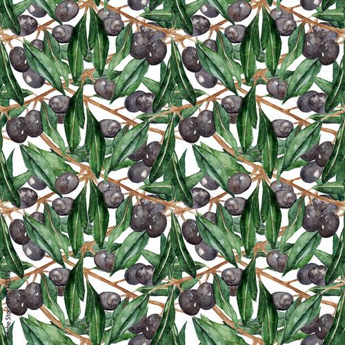 oliwki-oliwne-oddzialy-tekstura-tlo-wzor