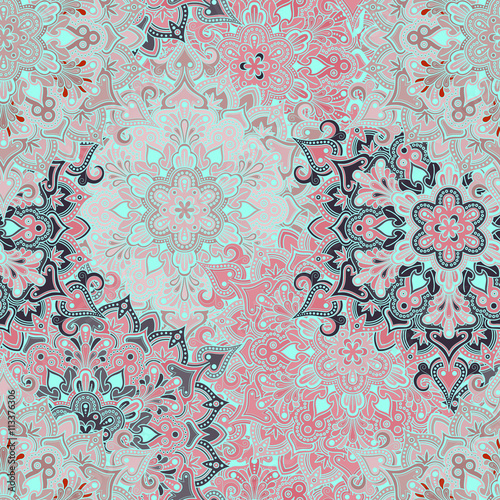 boho-kwiatowy-wzor