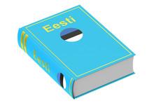 Estonian Language Textbook, 3D Rendering