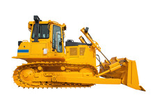 New Modern Loader Or Bulldozer...