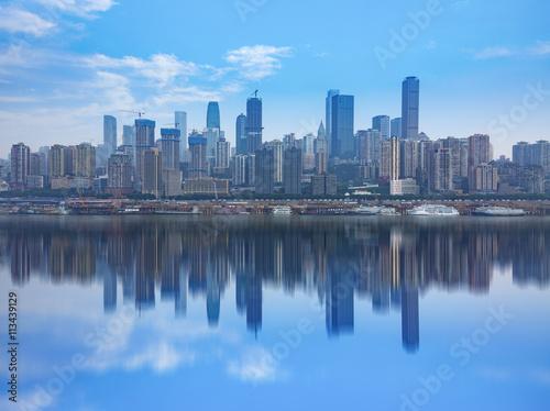 Fototapety, obrazy: chongqing skyline
