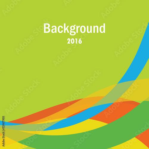 Fotografía  Colorful background with copy space