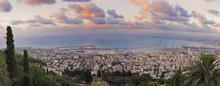 Panorama Haifa Israel