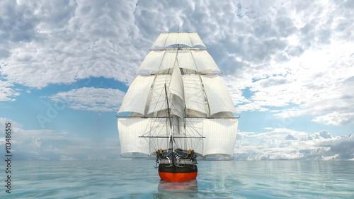 帆船 - 113486515