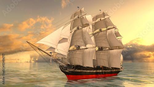 帆船 - 113486717
