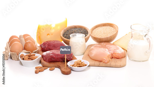 Fotografia protein sources