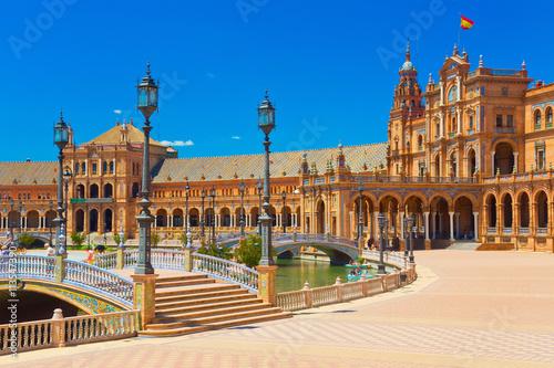 Naklejka premium Sewilla, Hiszpania