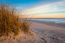 """""""Caswell Beach""""  Get Up Early In The Morning For Sunrise On The Atlantic Coast Of North Carolina."""