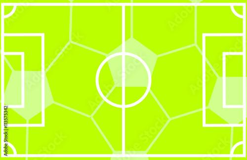 Template Web Print Pour Terrain De Football
