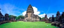 """Prasat Phimai"" Stone Castle In Phimai District, Nakhonratchasima Province, Thailand"