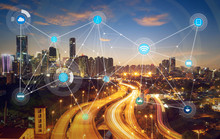 Smart City And Wireless Commun...