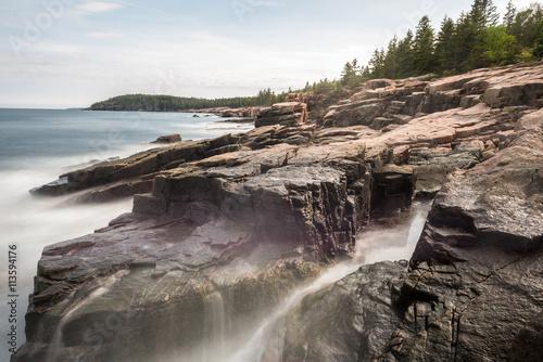 Fotografie, Obraz  Acadia National Park Coast