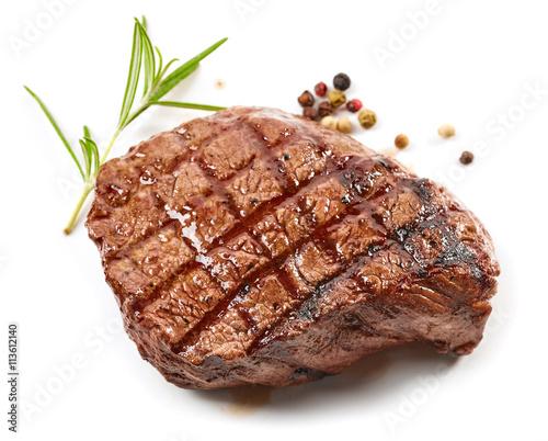 Foto op Plexiglas Steakhouse grilled beef steak