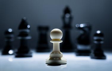 alone pawn