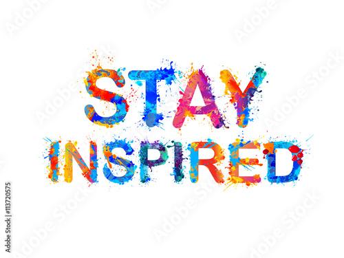 zachowaj-inspiracje-napis-motywacyjny