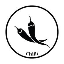 Chili Pepper Icon