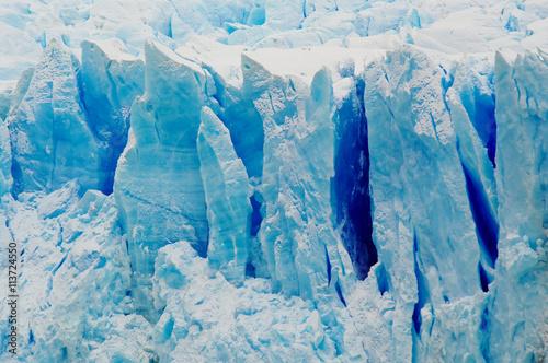 Staande foto Gletsjers Perito Moreno, Patagonia
