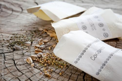 Fotografie, Obraz  Seeds for planting