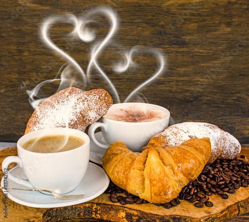 Einladung kaffee