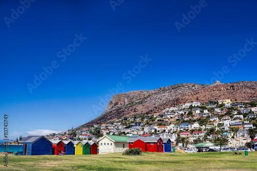 Foto op Plexiglas Zuid Afrika Südafrika, Fish Hoek